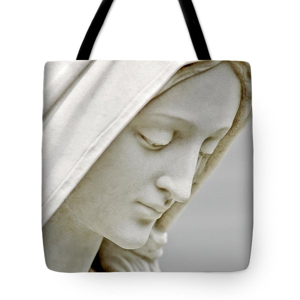 Mother Mary Comes To Me... Tote Bag