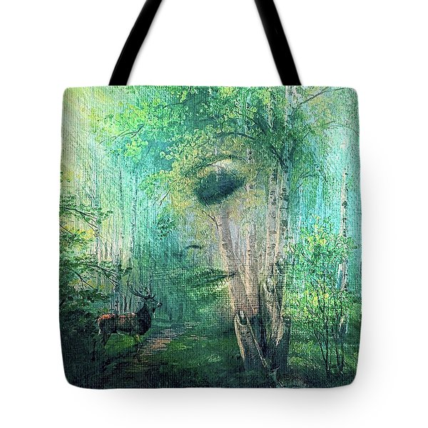 Mother Nature 0022 Tote Bag