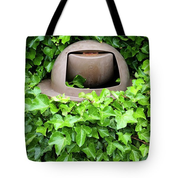 Mother Nature Most Always Wins Tote Bag