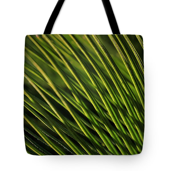 Mother Nature's Abstract Tote Bag
