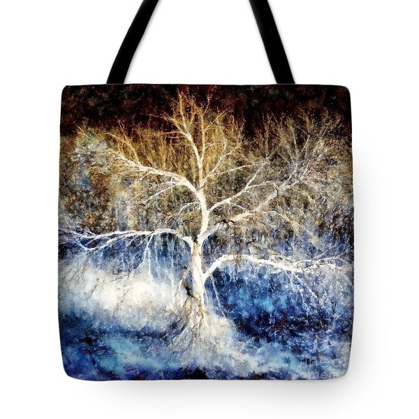 Mother Natures Dance Tote Bag