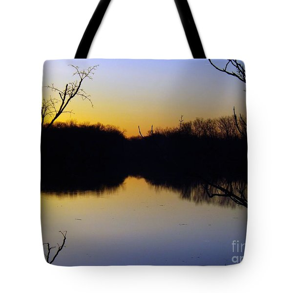 Mother Natures Glow Tote Bag