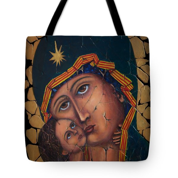 Mother Of God Tote Bag