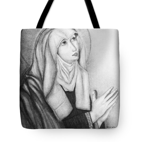 Mother Of Sorrows Version1 Tote Bag