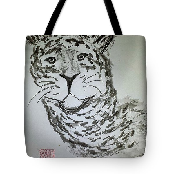 Mother Sister Jaguar Tote Bag