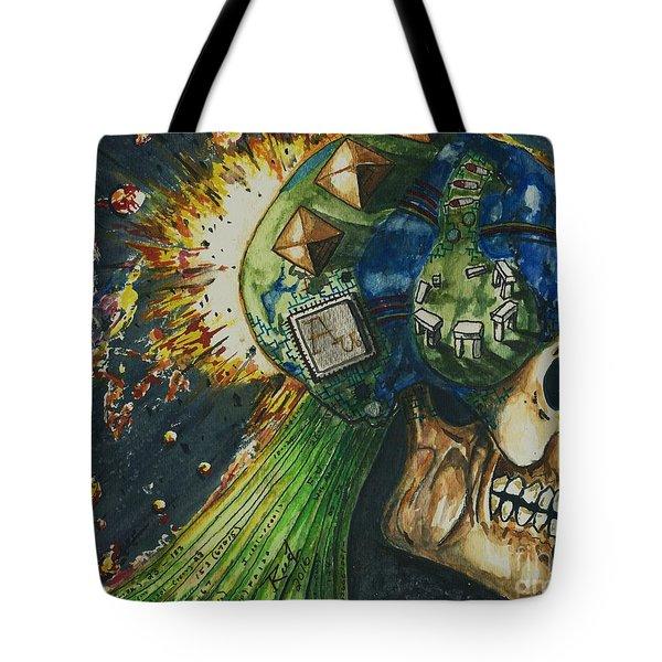 Motherboard Tote Bag