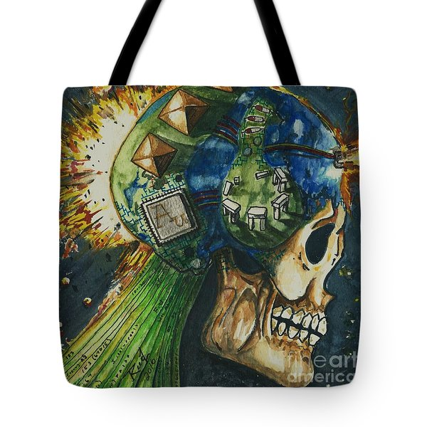 Motherboard Tote Bag