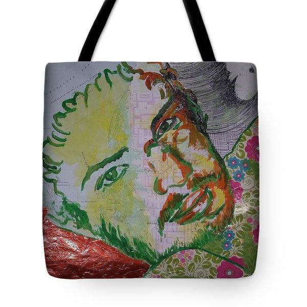 Mothering Max Tote Bag