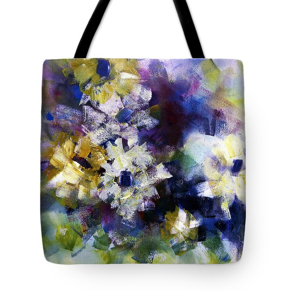 Tote Bag featuring the painting Mothers Day by Katie Black
