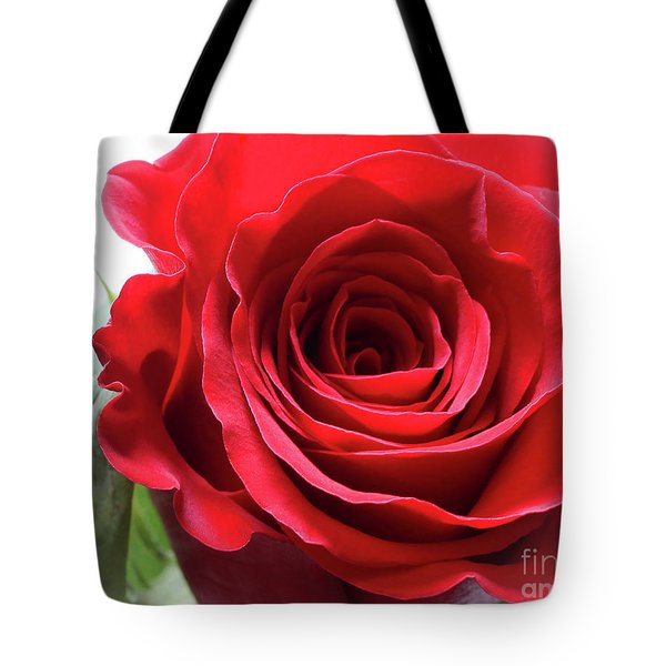 Mother's Day Rose Tote Bag by Anita Oakley