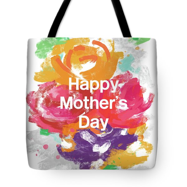 Mother's Day Roses- Art By Linda Woods Tote Bag