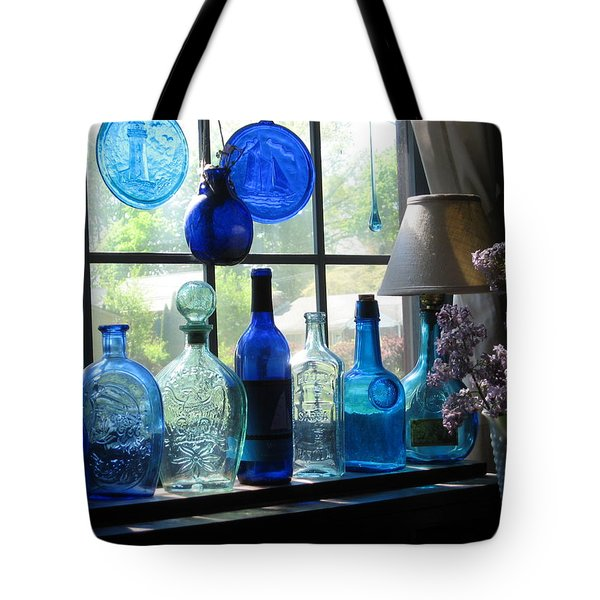 Mother's Day Window Tote Bag
