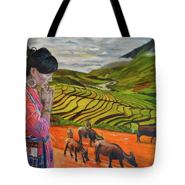 Mother's Land Tote Bag