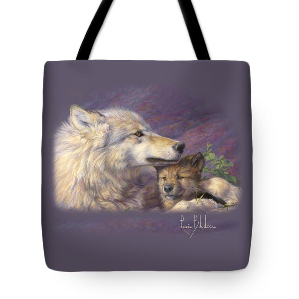 Mother's Love Tote Bag