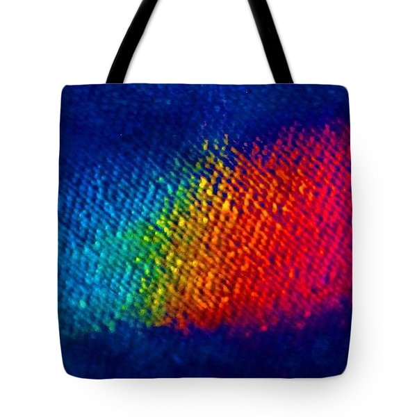 Motion One Tote Bag by Cathy Long