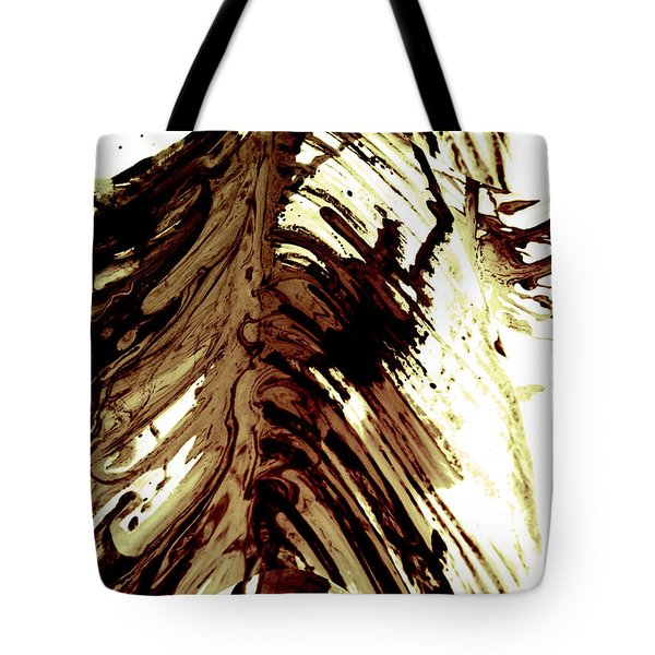 Tote Bag featuring the photograph Motion by Steve Godleski