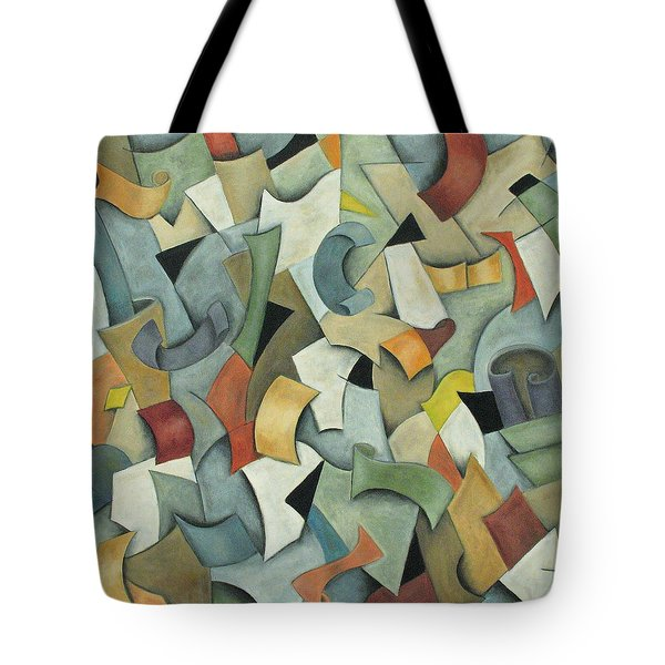 Motion Tote Bag by Trish Toro