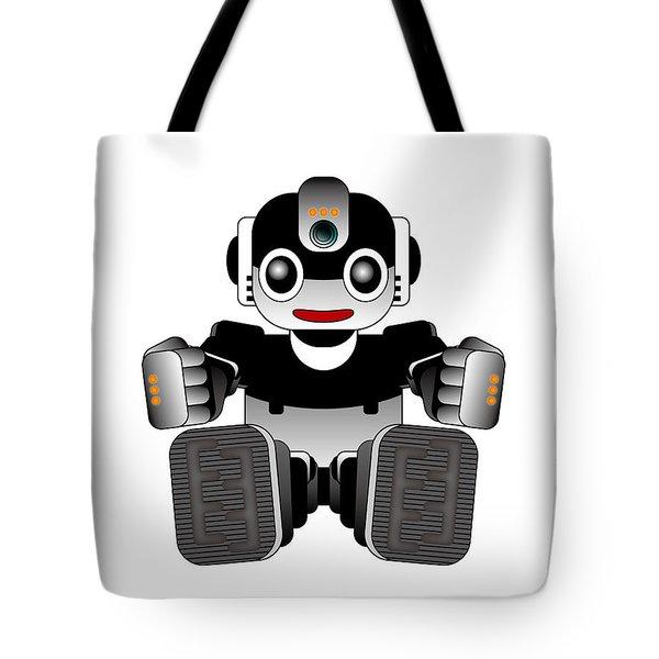 Moto-hal Tote Bag
