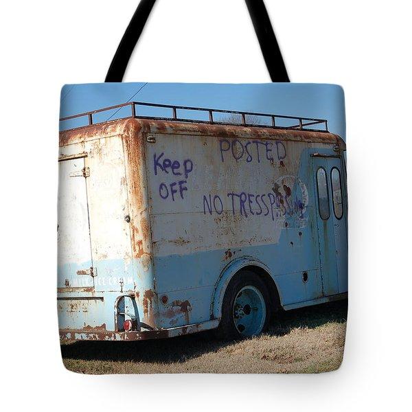 Motor City Pop #16 Tote Bag