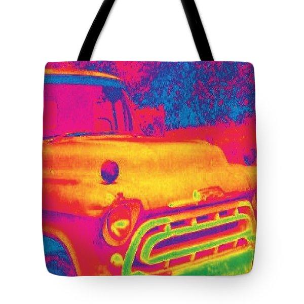 Motor City Pop #6 Tote Bag