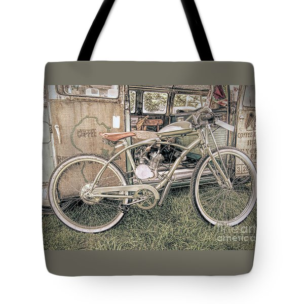 Motorized Bike Tote Bag