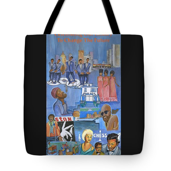 Motown Commemorative 50th Anniversary Tote Bag