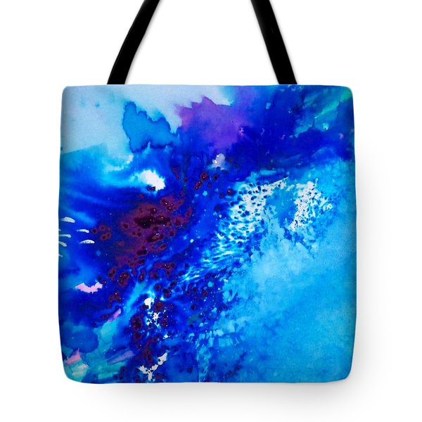 Motu Arutua Tote Bag by Ed  Heaton