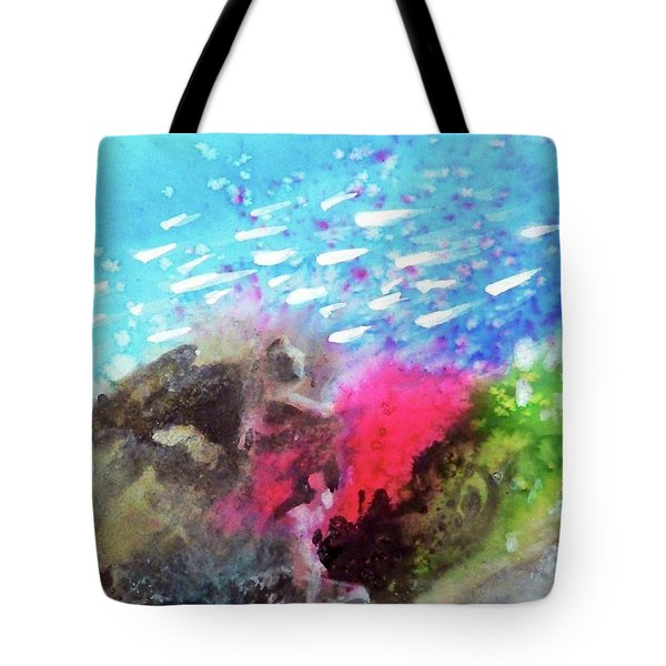 Motu Anua Tote Bag by Ed Heaton