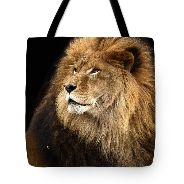 Moufasa The Lion Tote Bag