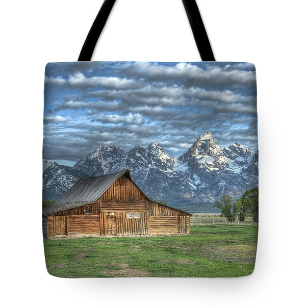 Moulton Morning Tote Bag