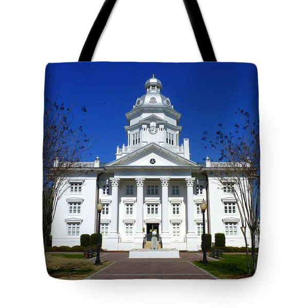 Moultrie Courthouse Tote Bag