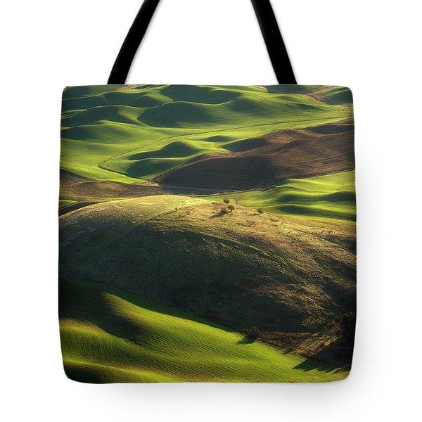 Mounds Of Joy Tote Bag