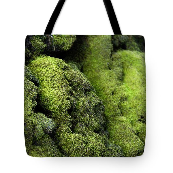 Mounds Of Moss Tote Bag