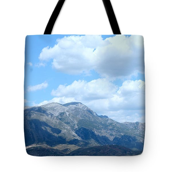 Mount Maroma Tote Bag