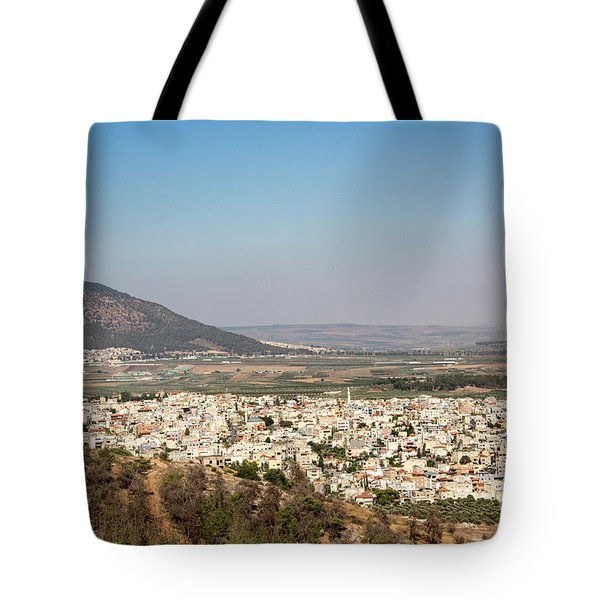 Tote Bag featuring the photograph Mount Of Ascension by Mae Wertz