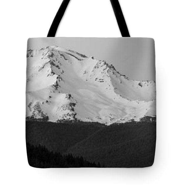 Mount Shasta  Tote Bag