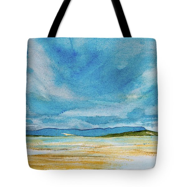 View Of Mount Wellington From South Bruny Island Tote Bag