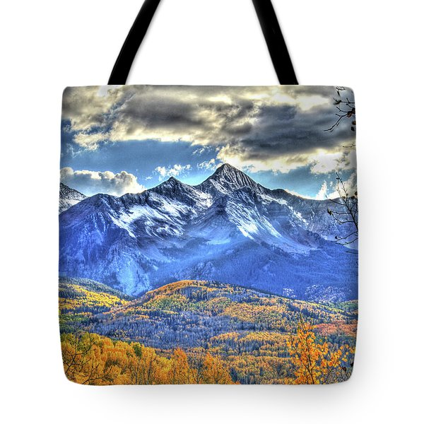 Mount Wilson Tote Bag