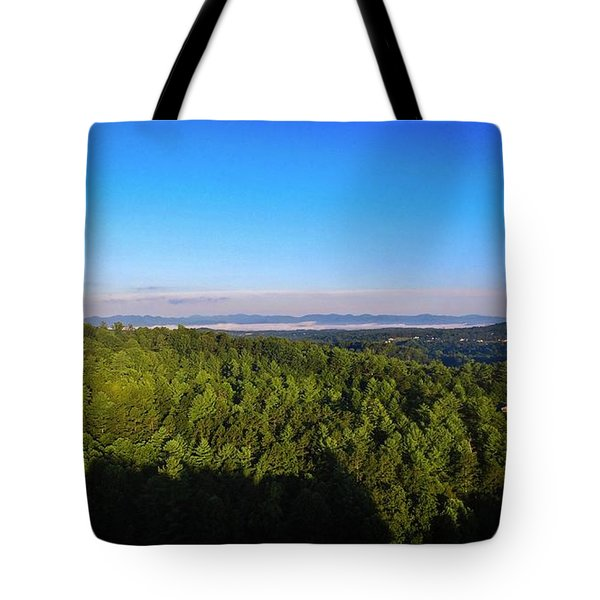 Lake Lure Tote Bag
