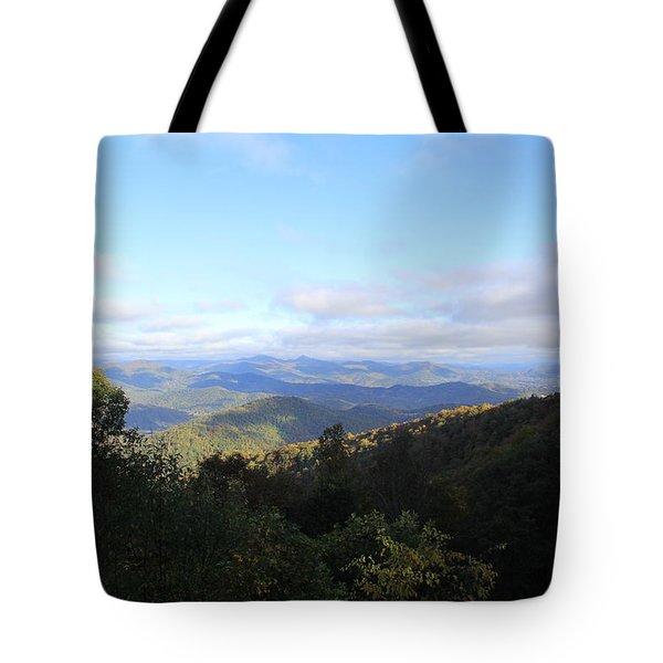 Mountain Landscape 1 Tote Bag