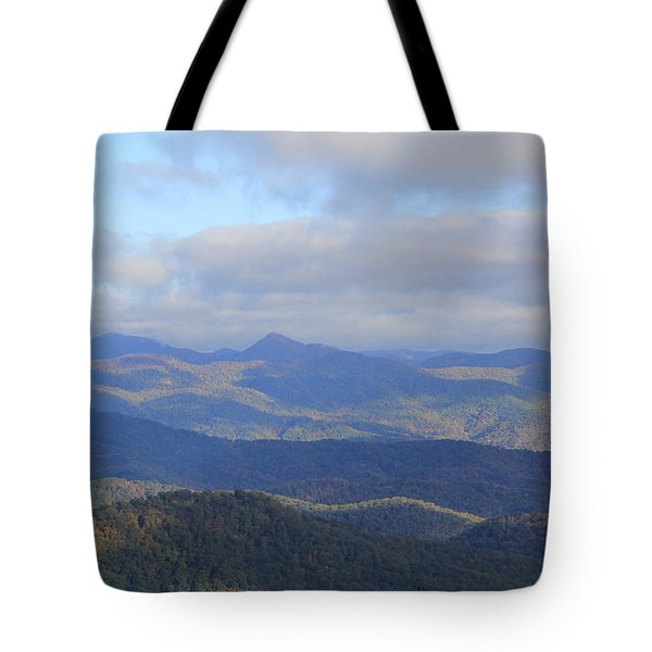 Mountain Landscape 3 Tote Bag