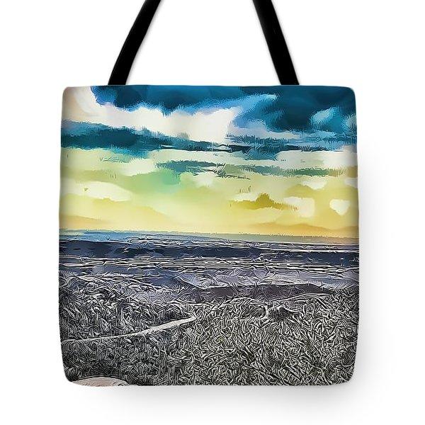Mountain Landscape 7 Tote Bag