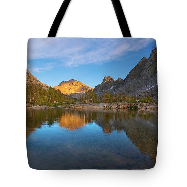 Mountain Light Tote Bag