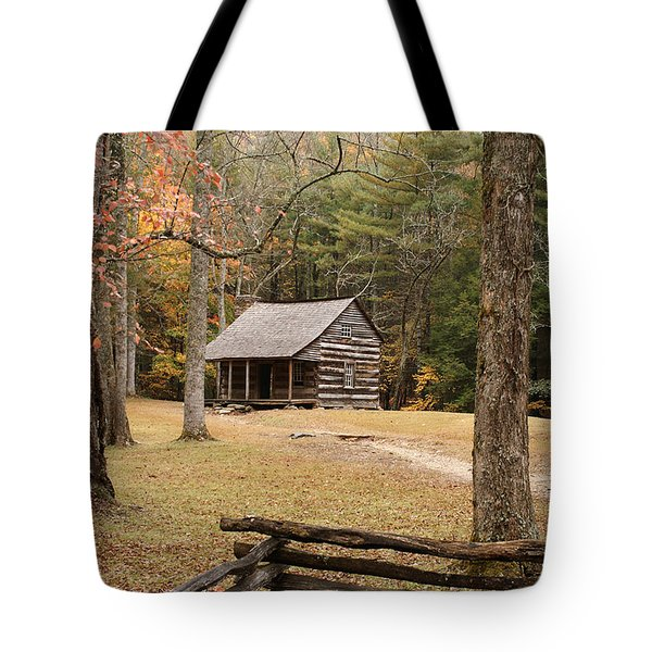 Mountain Memories Tote Bag