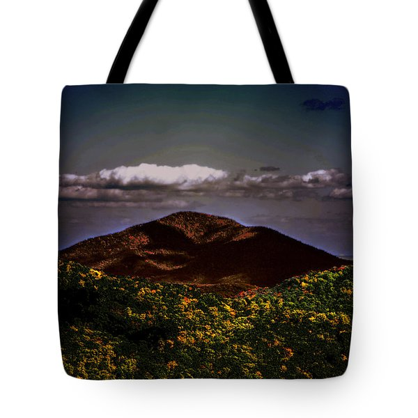 Mountain Of Love Tote Bag