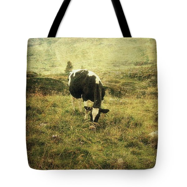 Mountain Pastures  Tote Bag