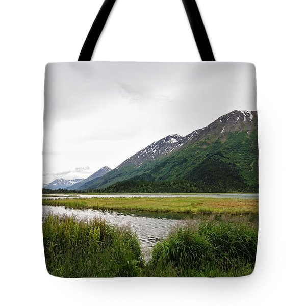 Mountain Peak Dreams Tote Bag