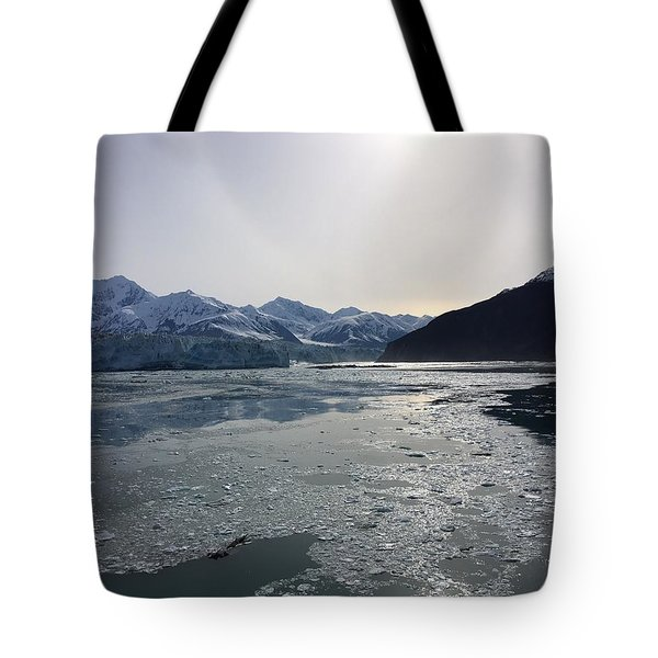 Mountain Reflections II Tote Bag