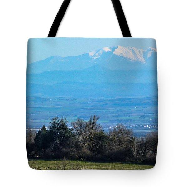Mountain Scenery 6 Tote Bag