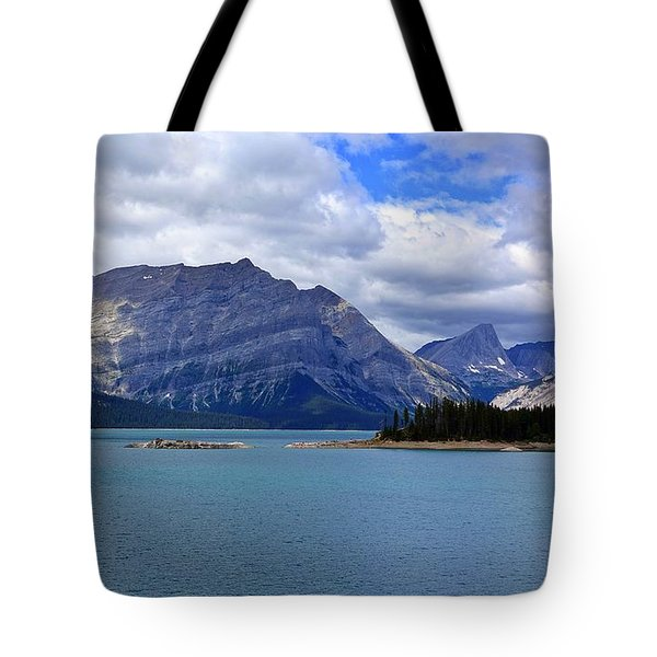 Upper Kananaskis Lake Tote Bag
